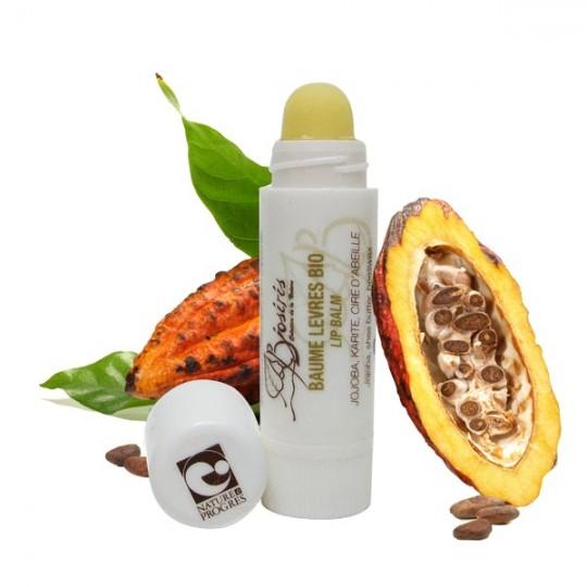 Baume à lèvres au Beurre de Cacao - Hydratant