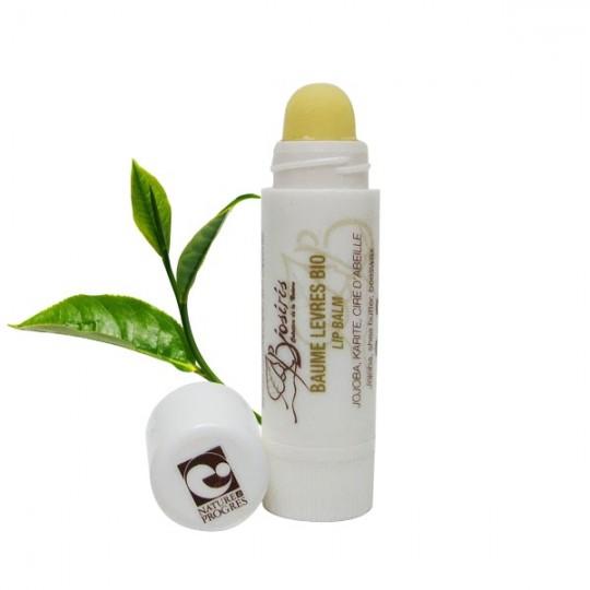 Baume à lèvres au Tea Tree - Apaisant & réparateur