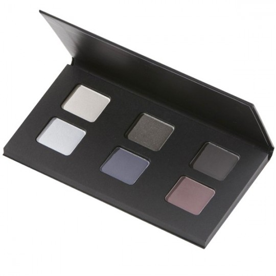 Palette 6 Fards à paupières Smoky Eye Avril