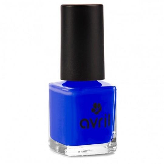 Vernis à Ongles Bleu de France n°633 - 7ml - Avril Maquillage Bio