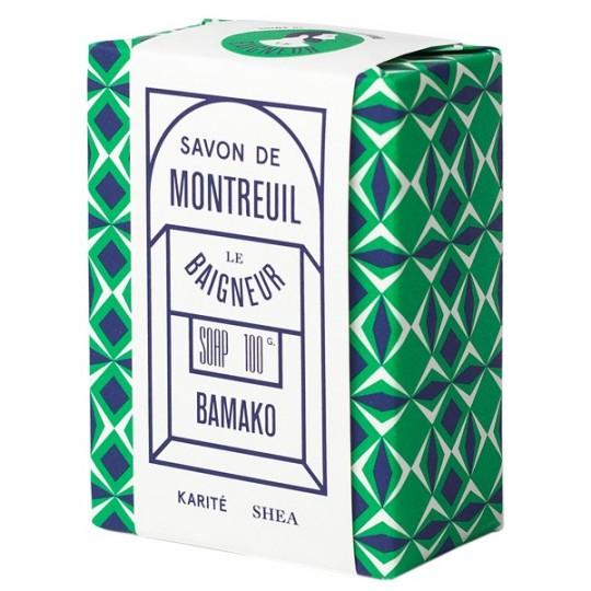Savon Bamako 100gr - Beurre de Karité brut et Miel Le Baigneur Avis ou acheter