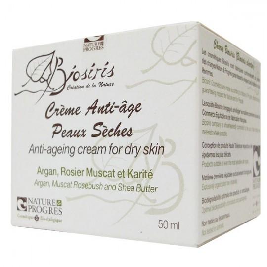 Crème Anti-âge - Peaux Sèches et Sensibles