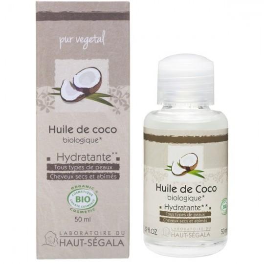 Huile de Noix de Coco 100% Vierge