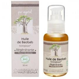 Huile de Baobab 50ml - Régénérante Cheveux