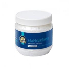 Sels de la Mer Morte 1kg - 46% de Chlorure de Magnésium