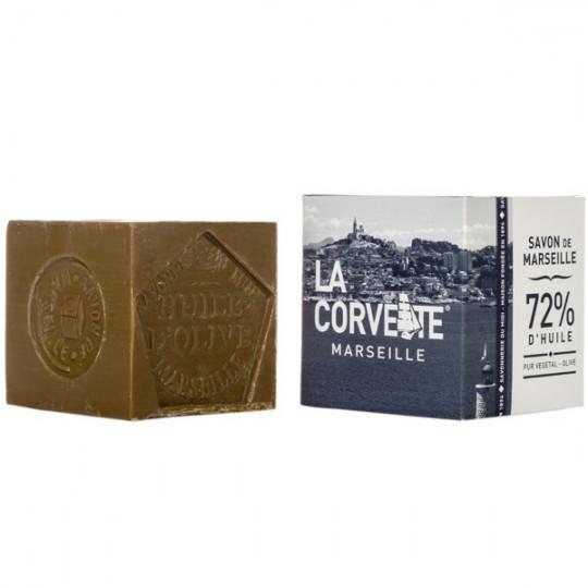 Savon de Marseille - 72% d'huile végétale