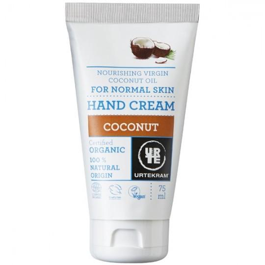 Crème mains Nourrissante 75ml - Noix de coco Urtekram Acheter Trouver