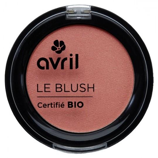 Fard à joues Rose éclat bio - 2.5gr - Avril en boutique sur le bassin d'Arcachon