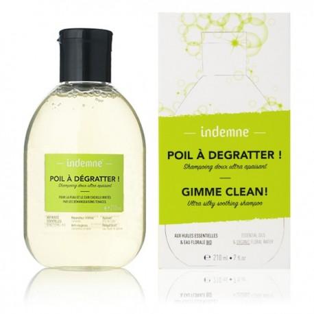 shampoing doux dmangeaisons et cuir chevelu irrit indemne ou acheter indemne bassin d - Cuir Chevelu Irrit Aprs Coloration