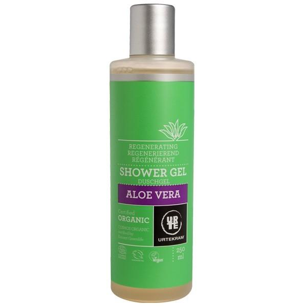 Gel douche l 39 alo v ra pour peaux fragiles urtekram - Entretien de l aloe vera ...