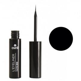 Eyeliner noir - Pinceau Ultra fin et longue tenue - 3,5ml