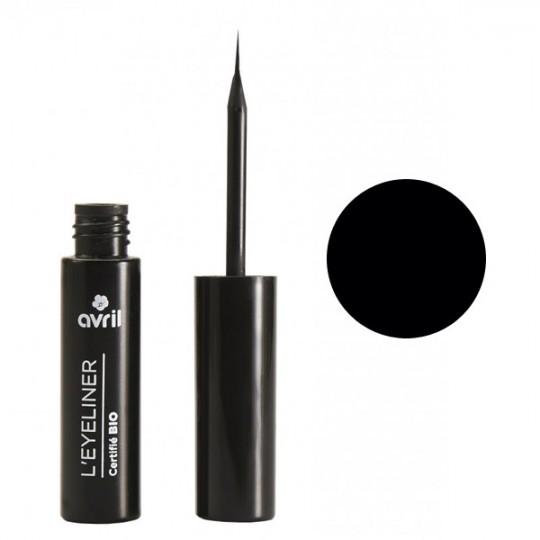 Eyeliner noir - Pinceau Ultra fin