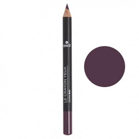 Crayon pour les yeux bio - Prune