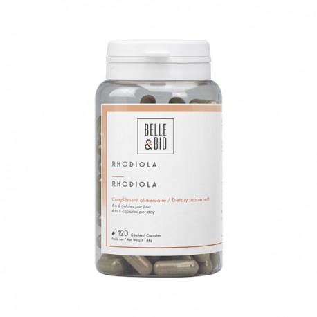 Rhodiola Rosea 120 gélules - Réduction de la fatigue