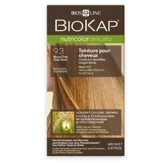 Coloration 9.30 Blond Très Clair Doré - Delicato