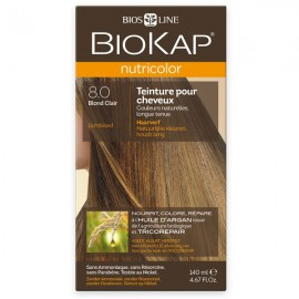 Coloration 8.0 Blond Clair - Nutricolor