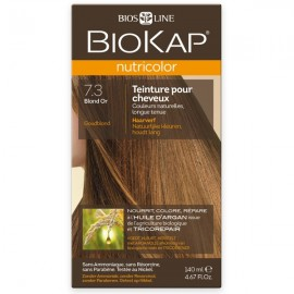 Coloration 7.3 Blond Or - Nutricolor