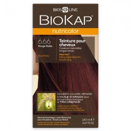 Coloration 6.66 Rouge Rubis - Nutricolor