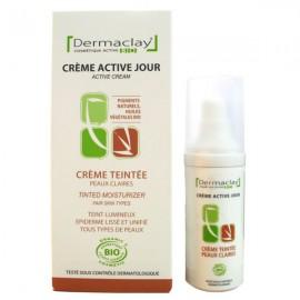 Crème teintée 30ml - Teint Lumineux peaux claires