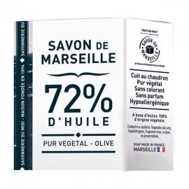 Savon de Marseille - 72% Huile végétale