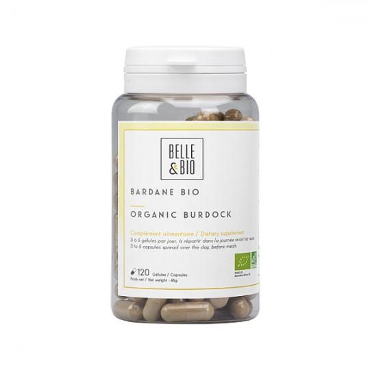 Bardane Bio 120 gélules - Acné et Beauté de la peau