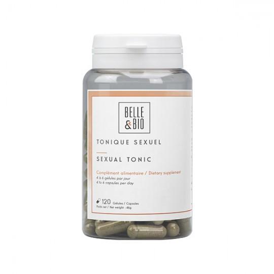 Tonique Sexuel à base de Tribulus Terrestris 200 gélules - Performances