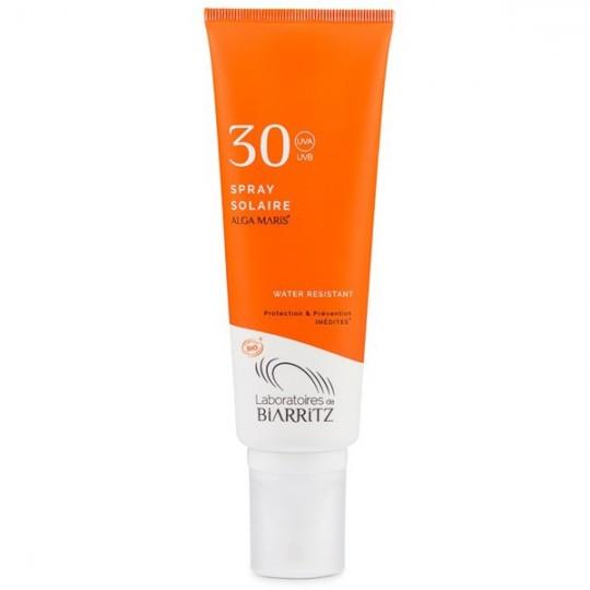 Spray Solaire Haute Protection SPF30 125 ml - Visage et Corps