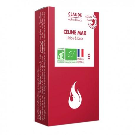 Céline Max - Provocateur de désir féminin Action Flash - Claude Aphrodisiacs