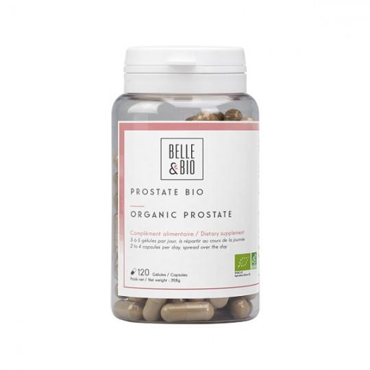 Prostate Bio - Confort Urinaire et Prostatique - Produit naturel pour traiter prostate envie d'uriner souvent la nuit