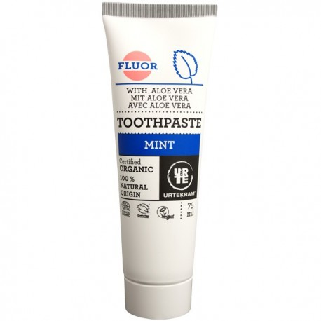 Dentifrice à la Menthe 75 ml - Protection Caries Dentifrice enrichi au fluor