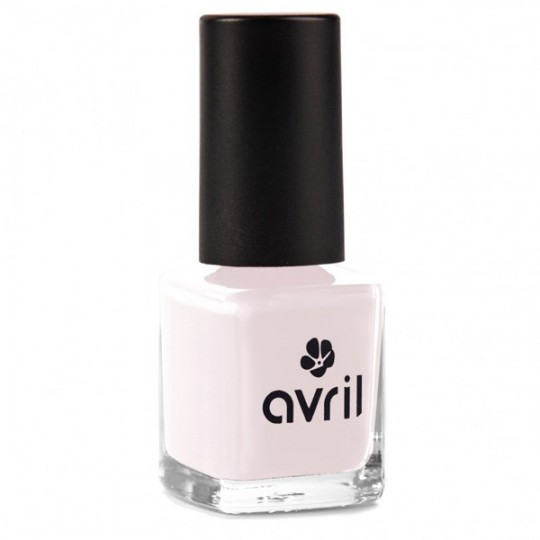 Vernis à Ongles Lait de rose n°631 - 7ml - Avril Maquillage bio