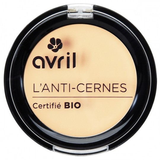 Anti Cernes Ivoire Avril Maquillage bio - 2,5gr