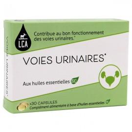 Capsules d'huiles essentielles Bio  - Confort Voies urinaires