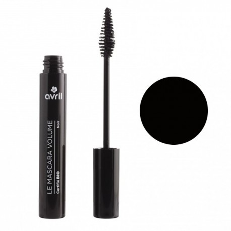 Mascara Noir Bio Volume - 10ml Maquillage avril cosmétique bio