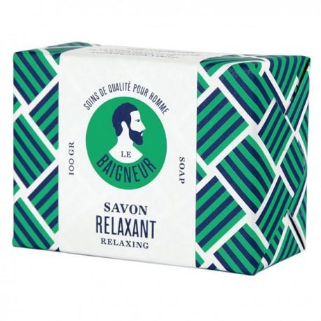 Savon doux Relaxant 100gr - Hydrate et Protège Savon le baigneur acheter