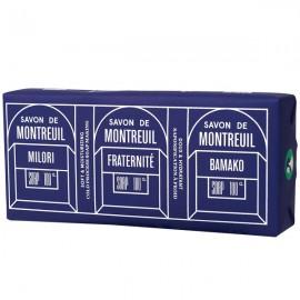 Pack de 3 savons 300gr - Fraternité, Milori, Bamako
