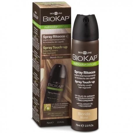 Spray Retouche 75 ml - Blond - Pour cacher et couvrir l'effet racine entre deux colorations ou teintures