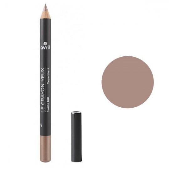 Crayon pour les yeux bio - Taupe Nacré - Avril Beauté Maquillage Bio