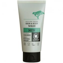 Shampoing-Douche Homme Cheveux et Corps Aloe vera et Baobab