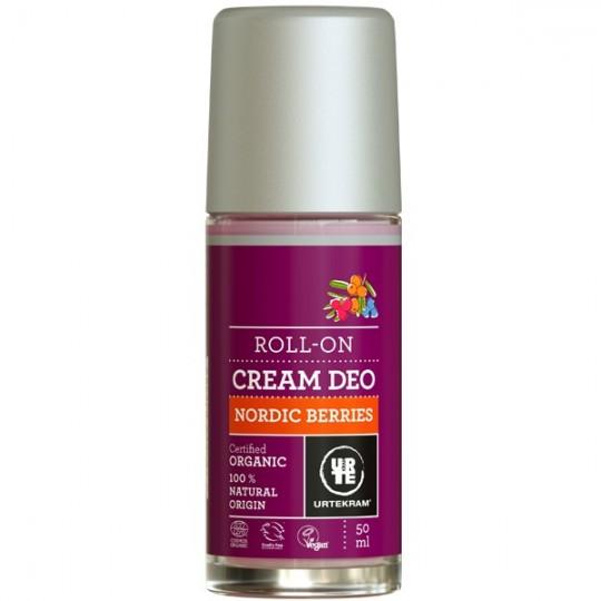 Crème Déodorante à Bille - Baies Nordiques Urtekram avis ou acheter