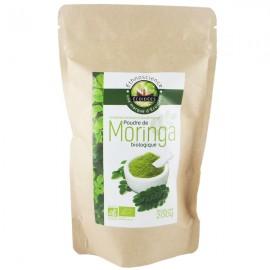 Poudre de Moringa Pur Bio 200 gr