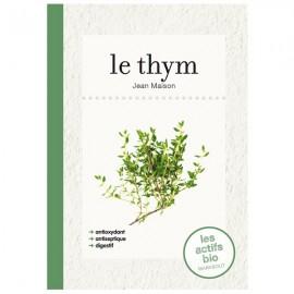 Le Thym - Jean Maison