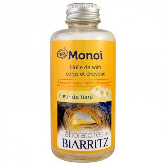 Huile de Monoï 100 ml - Fleur de Tiaré