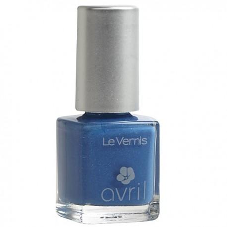 Vernis à Ongles Bleu Azur Irisé n°73