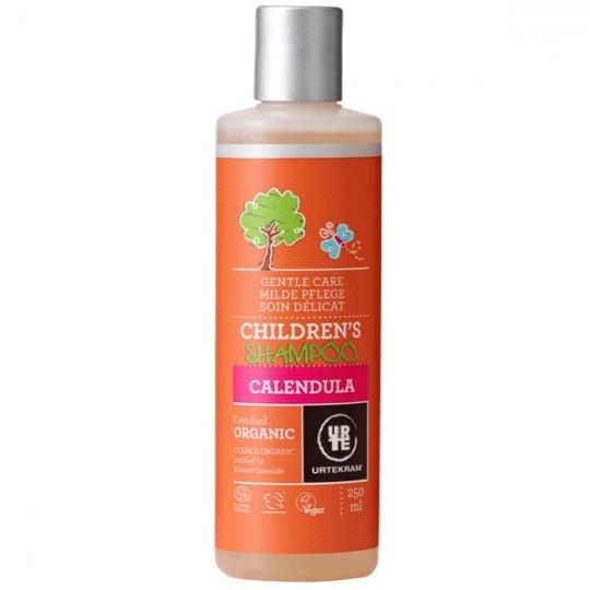 Shampoing bio doux au Calendula pour les enfants sans sulfate
