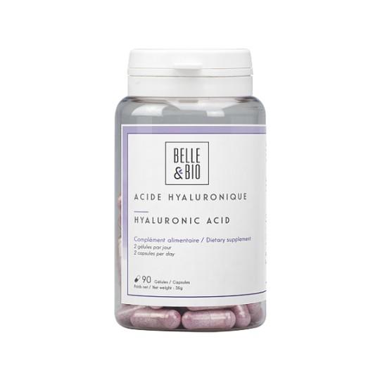 Acide Hyaluronique 60 gélules - Complément alimentaire Anti-âge
