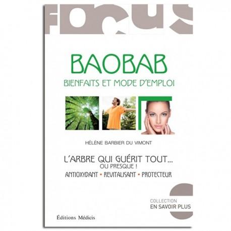 Baobab : bienfaits et mode d'emploi - Hélène Barbier Du Vimont