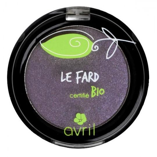 Fard à Paupières bio - Violet Vendange