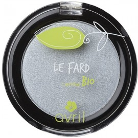 Fard à paupières Gris Perle Irisé bio - 2.5gr
