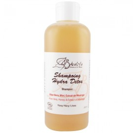 Shampoing Hydra-Détox 200 ml - Aloe vera et Moringa